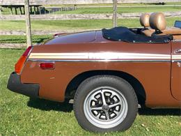 1979 MG MGB (CC-1234985) for sale in Knightstown, Indiana
