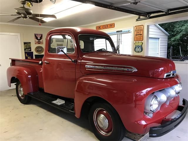 1951 Ford 1/2 Ton Pickup (CC-1235013) for sale in Covington, Louisiana
