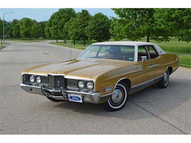 1972 Ford LTD (CC-1235094) for sale in Carey, Illinois