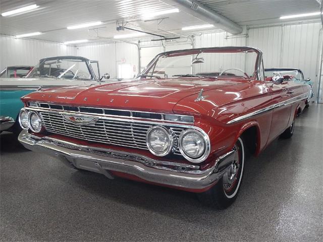 1961 Chevrolet Impala (CC-1235105) for sale in Celina, Ohio