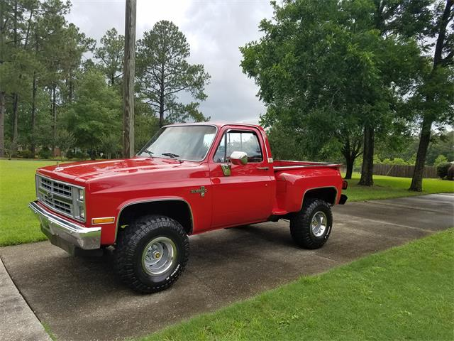 1986 Chevrolet K 10 For Sale Classiccars Com Cc 1235134