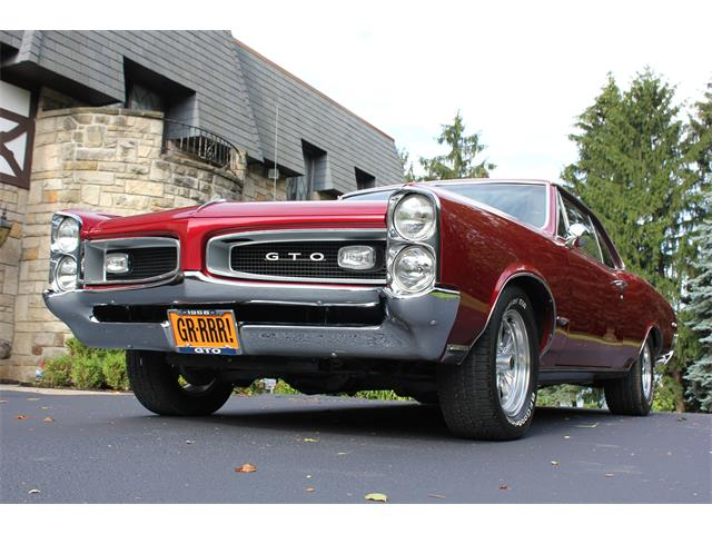 1966 Pontiac GTO (CC-1235150) for sale in Pittsburgh, Pennsylvania