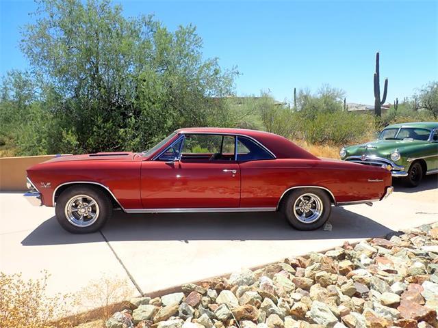1966 Chevrolet Chevelle (CC-1235154) for sale in Phoenix, Arizona