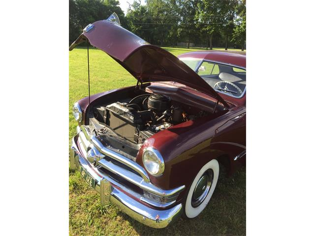 1950 Ford 2-Dr Sedan (CC-1235182) for sale in Fort Smith, Arkansas