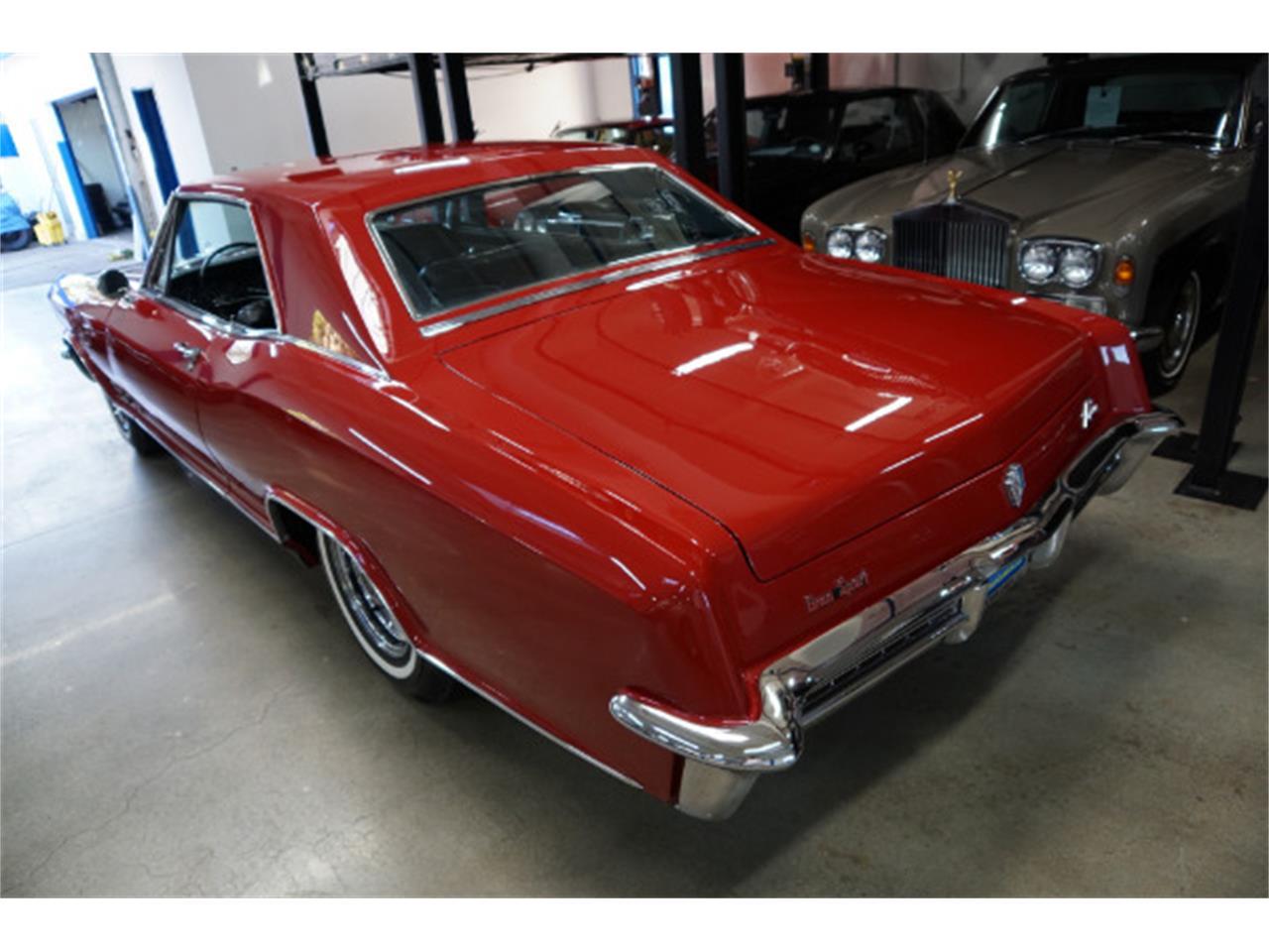 1965 Buick Riviera Gran Sport (CC-1235208) for sale in Torrance, California