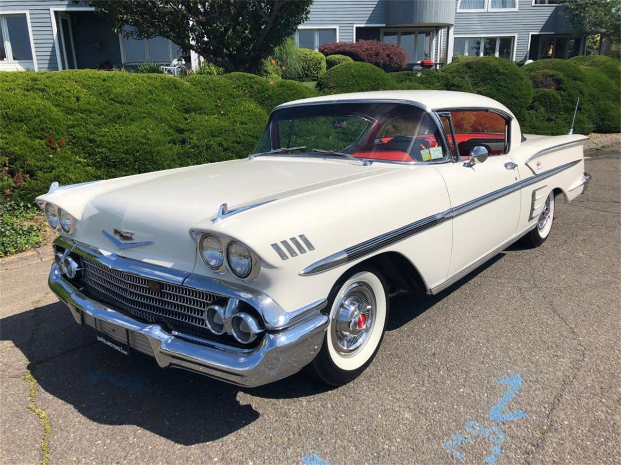 1958 Chevrolet Impala (CC-1235210) for sale in Milford City, Connecticut