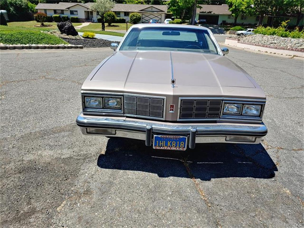 1983 Oldsmobile Delta 88 (CC-1235221) for sale in San Luis Obispo, California