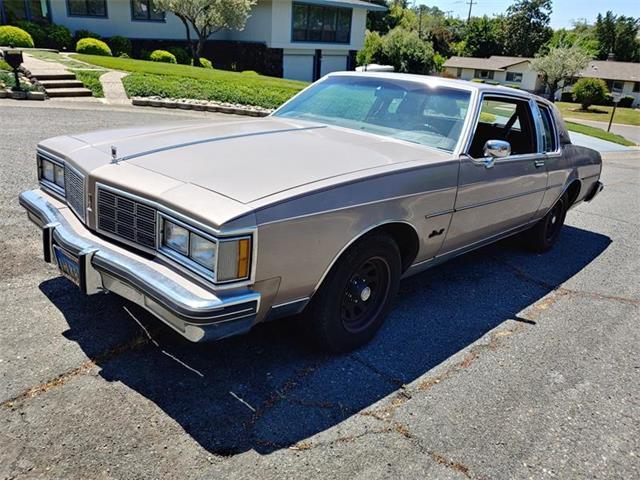 1983 Oldsmobile Delta 88 (CC-1235221) for sale in San Luis Obispo, California