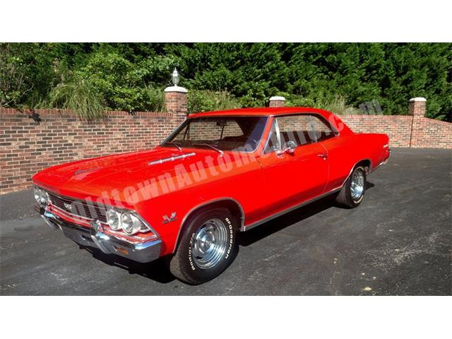 1966 Chevrolet Chevelle (CC-1235226) for sale in Huntingtown, Maryland
