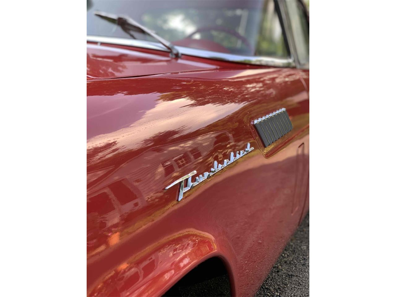 1957 Ford Thunderbird (CC-1235246) for sale in Ossining, New York