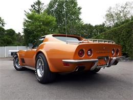 1972 Chevrolet Corvette (CC-1235254) for sale in Laval, Quebec