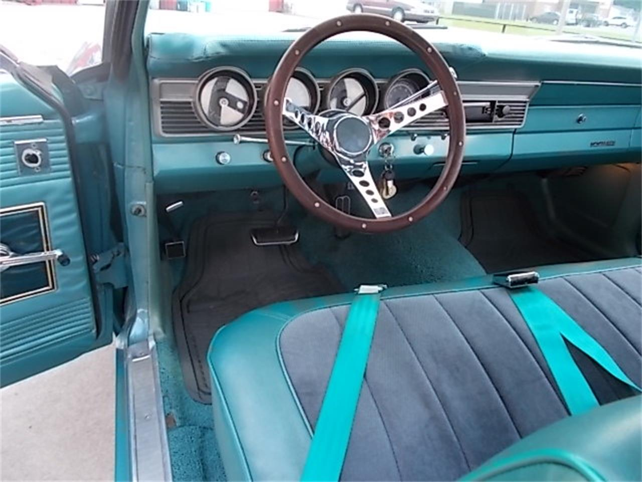 1967 Mercury 2-Dr Hardtop (CC-1235270) for sale in Skiatook, Oklahoma