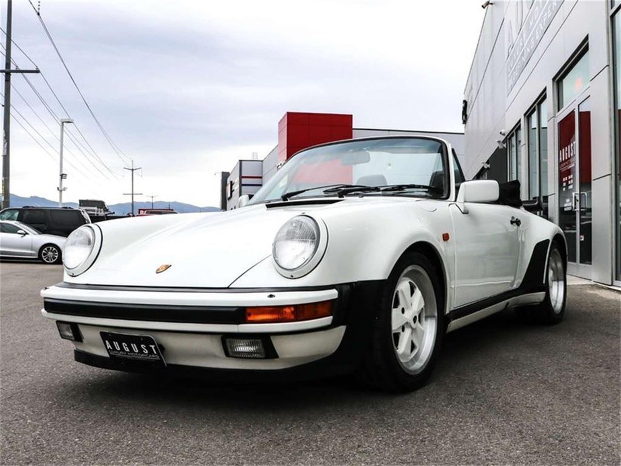 1989 Porsche 911 For Sale Classiccarscom Cc 1235272