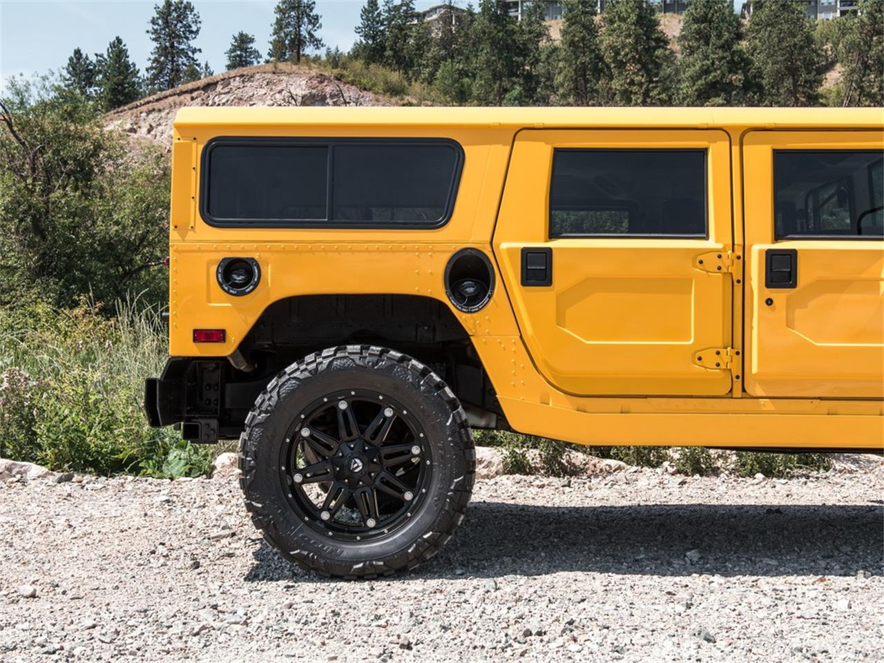 2006 Hummer H1 (CC-1235277) for sale in Kelowna, British Columbia