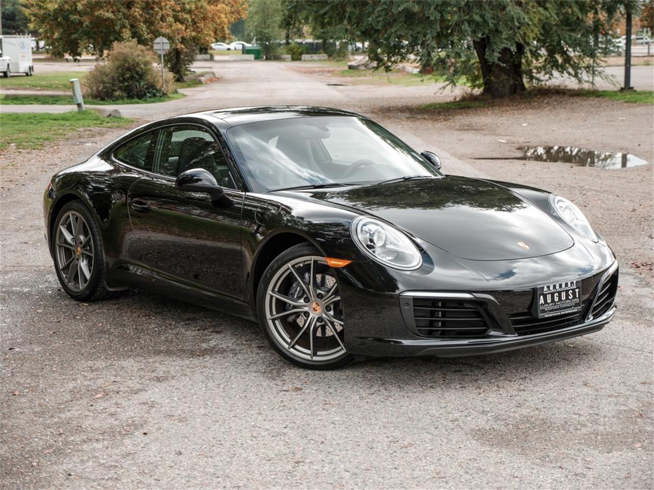 2018 Porsche 911 (CC-1235286) for sale in Kelowna, British Columbia