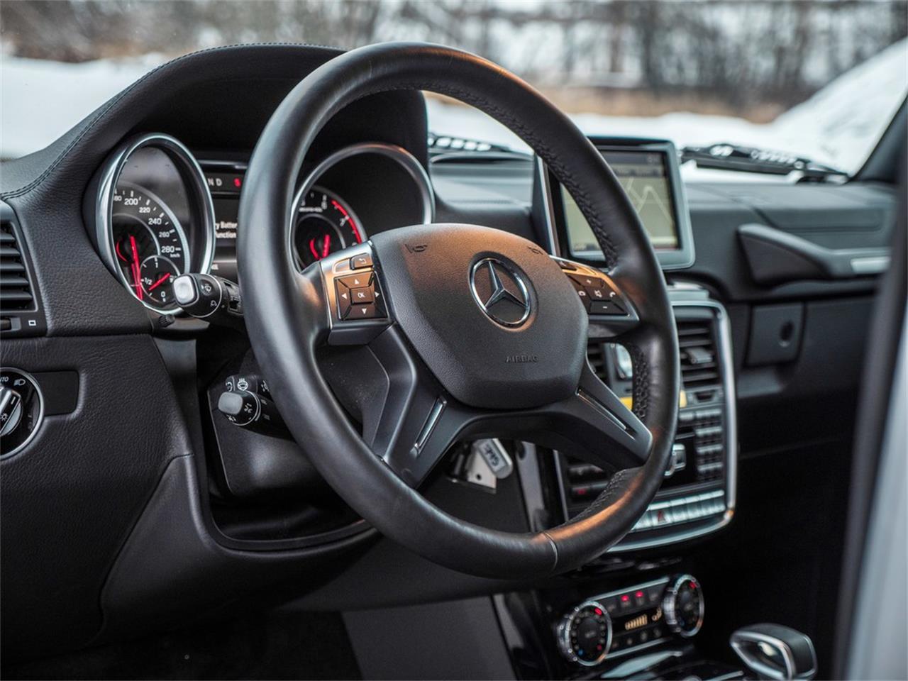 2016 Mercedes-Benz G-Class (CC-1235288) for sale in Kelowna, British Columbia