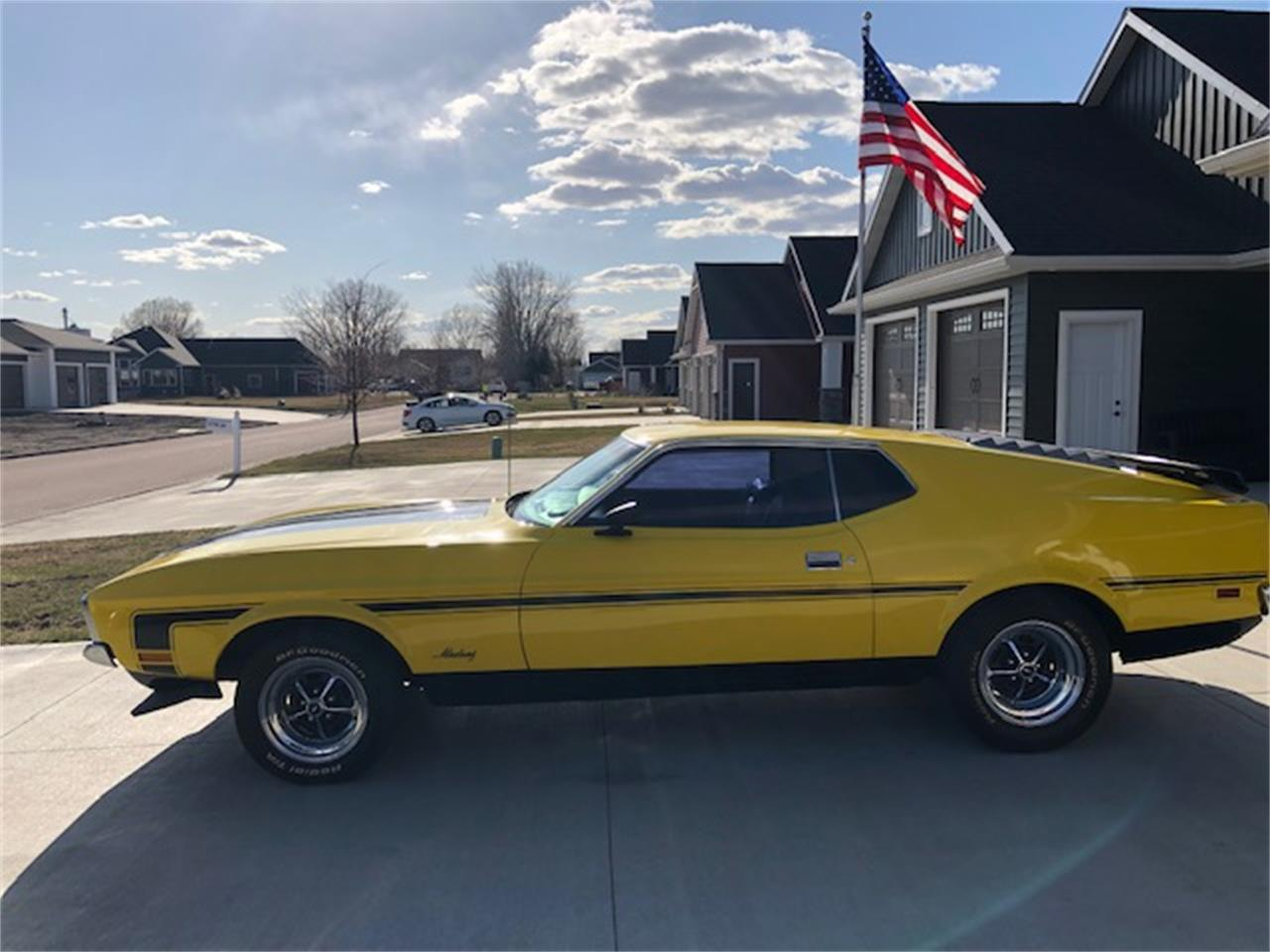 1971 Ford Mustang Mach 1 (CC-1235295) for sale in THOMPSON, North Dakota