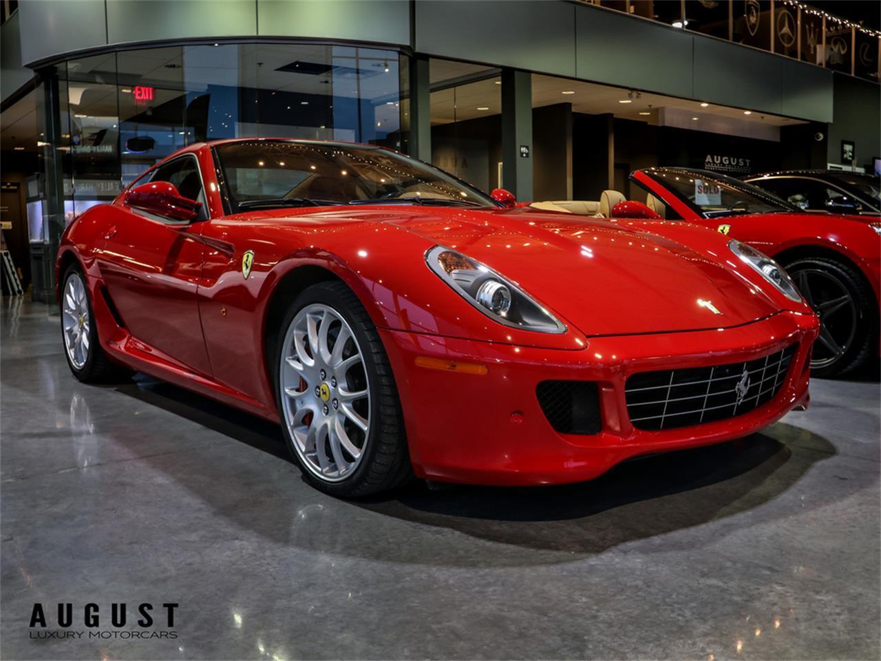 2008 Ferrari 599 (CC-1235300) for sale in Kelowna, British Columbia
