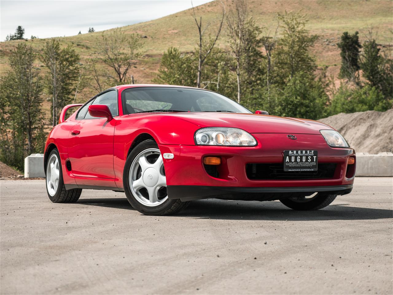 1994 Toyota Supra (CC-1235338) for sale in Kelowna, British Columbia