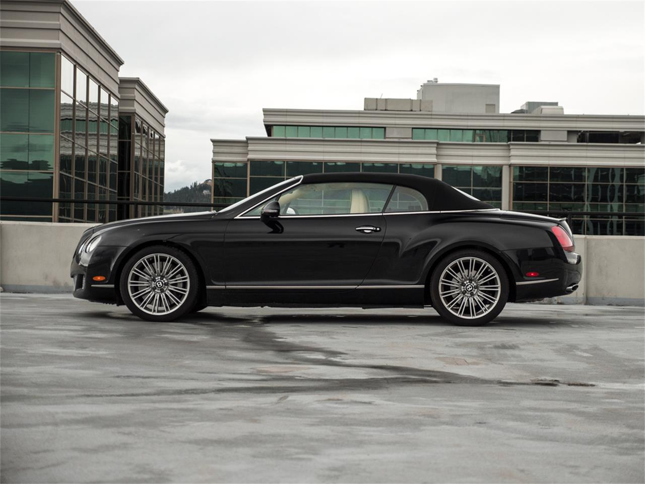 2011 Bentley Continental (CC-1235344) for sale in Kelowna, British Columbia