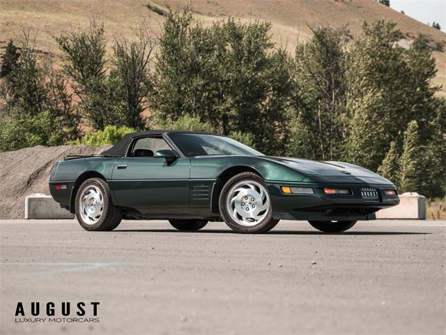 1993 Chevrolet Corvette (CC-1235348) for sale in Kelowna, British Columbia