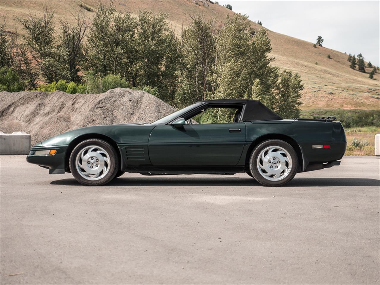 1993 Chevrolet Corvette (CC-1235348) for sale in Kelowna, British Columbia