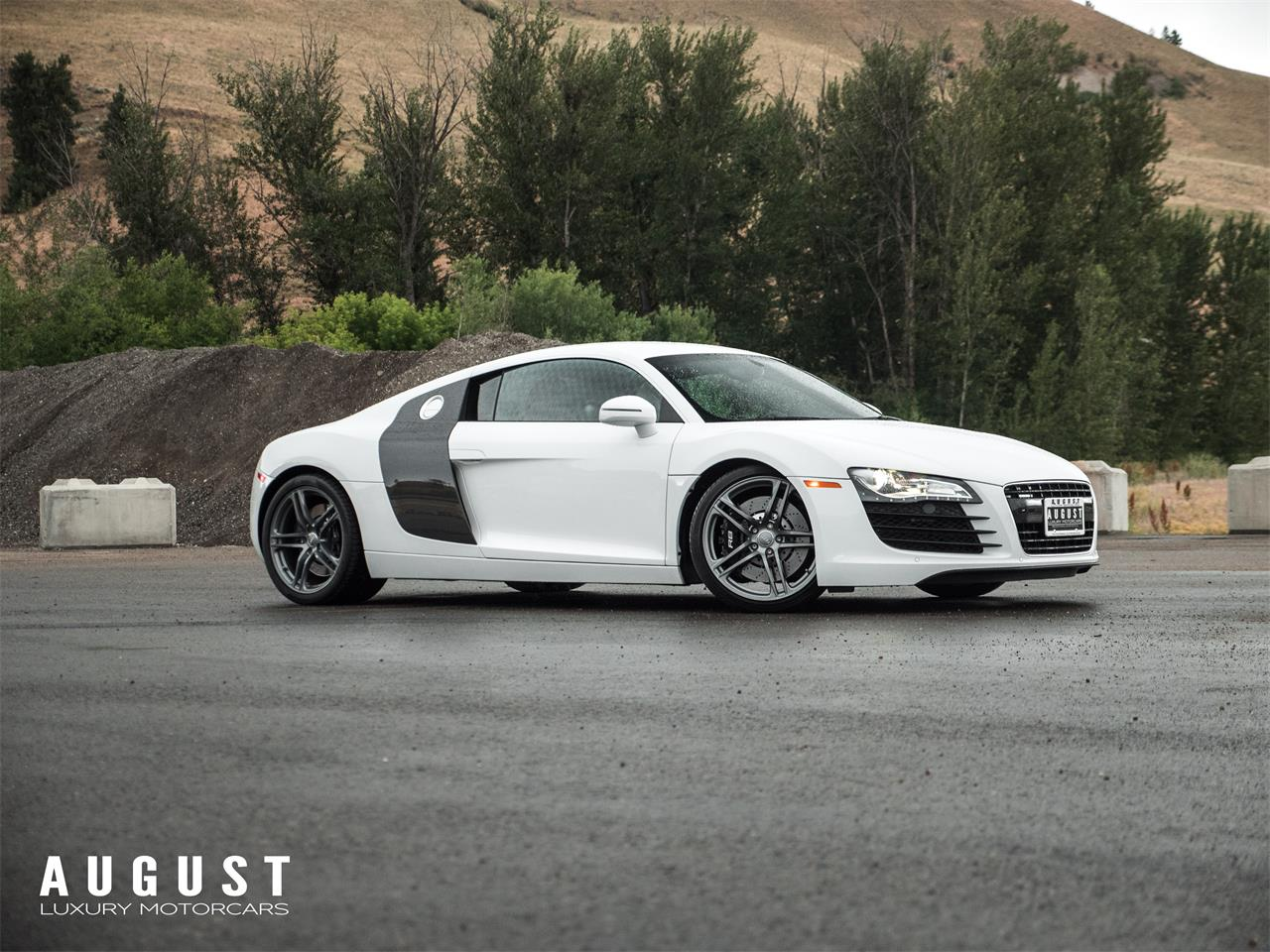 2010 Audi R8 (CC-1230535) for sale in Kelowna, British Columbia