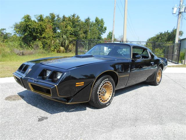 1981 Pontiac Firebird Trans Am WS6 (CC-1235364) for sale in Apopka, Florida