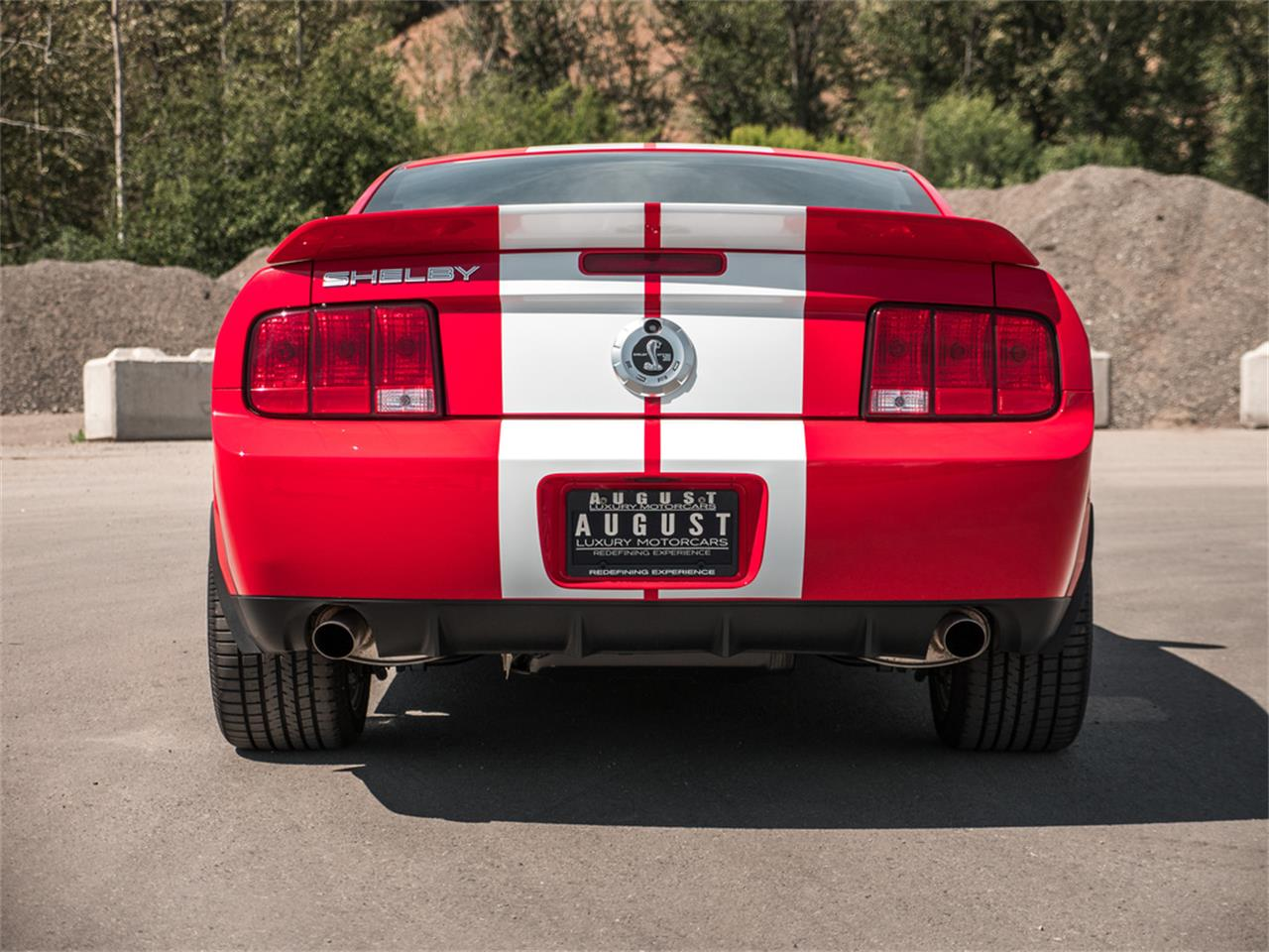 2008 Ford Mustang (CC-1235365) for sale in Kelowna, British Columbia