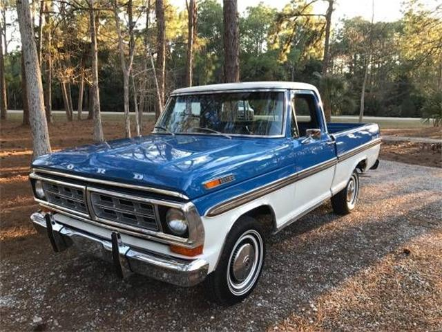 1971 Ford F100 (CC-1230538) for sale in Cadillac, Michigan
