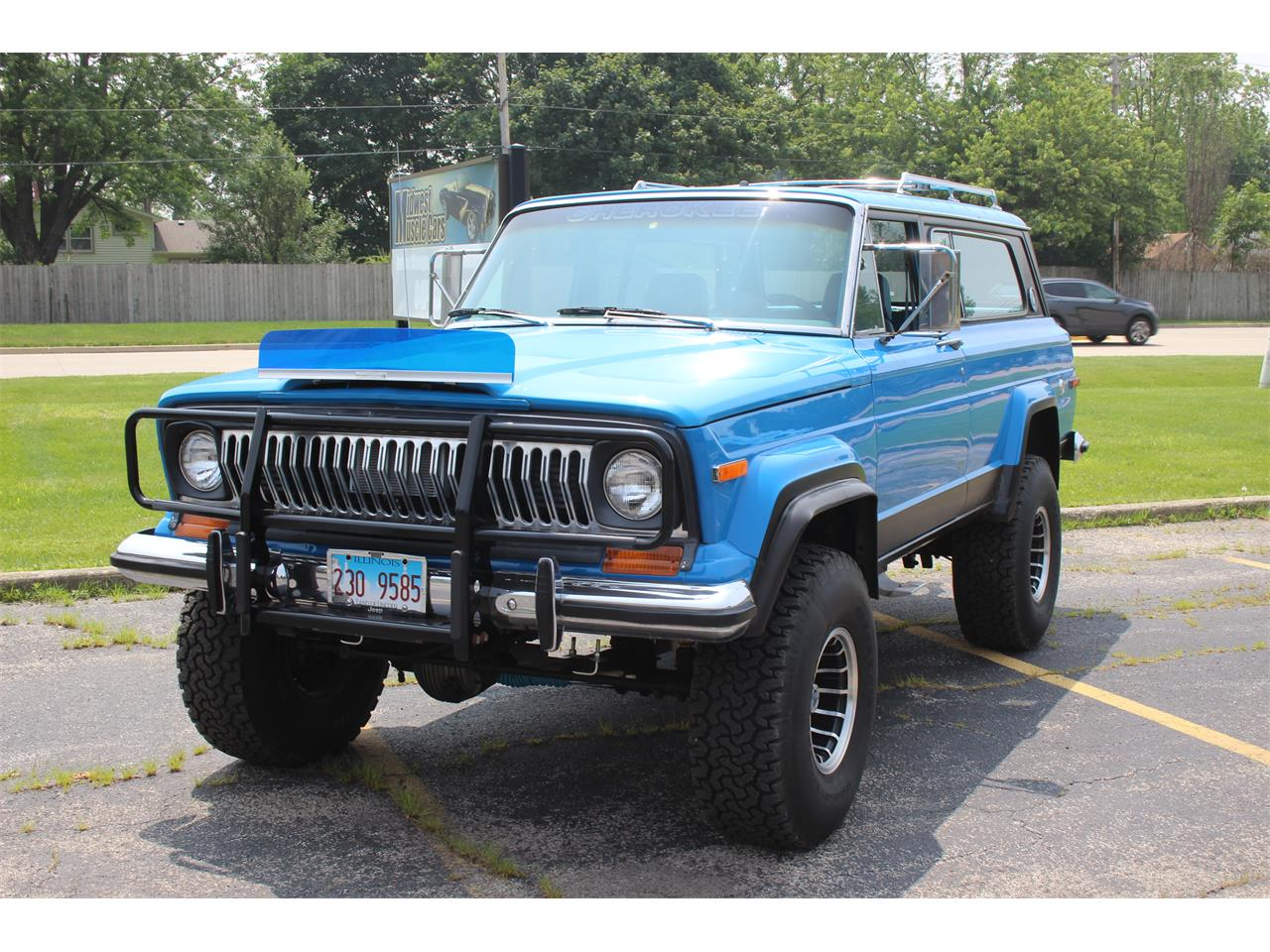 for sale 1978 jeep cherokee chief in lake zurich, illinois cars - lake zurich, il at geebo