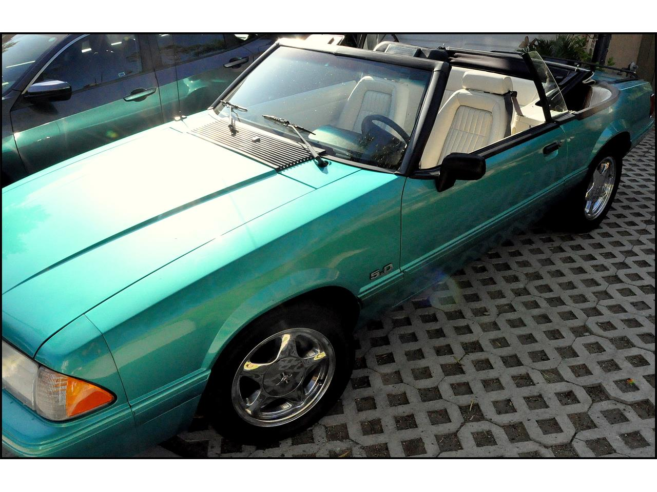 1993 Ford Mustang (CC-1235392) for sale in Corona, California