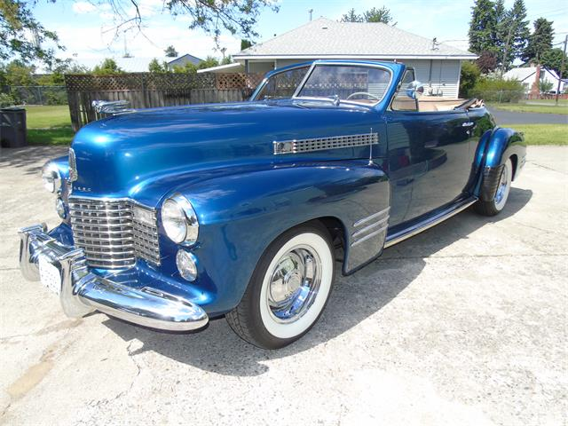 1941 Cadillac 2-Dr Convertible (CC-1235402) for sale in Spokane, Washington