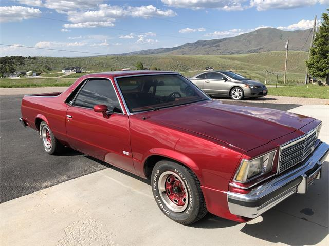 1979 Chevrolet El Camino (CC-1235407) for sale in Pocatello, Idaho