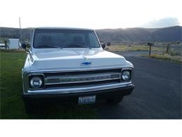 1969 Chevrolet Pickup (CC-1235412) for sale in Soap Lake, Washington