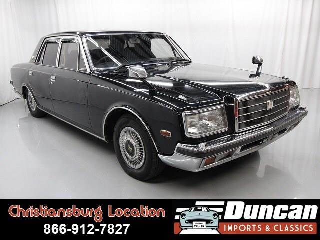 1992 Toyota Century (CC-1235414) for sale in Christiansburg, Virginia