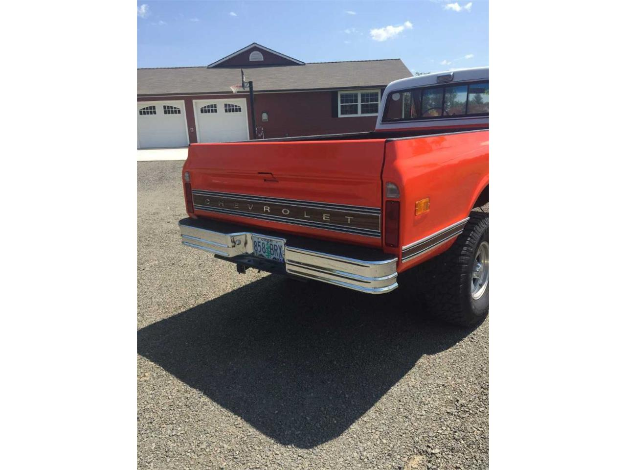 1972 Chevrolet K-20 (CC-1235450) for sale in West Pittston, Pennsylvania