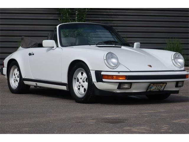 1988 Porsche 911 (CC-1235524) for sale in Hailey, Idaho