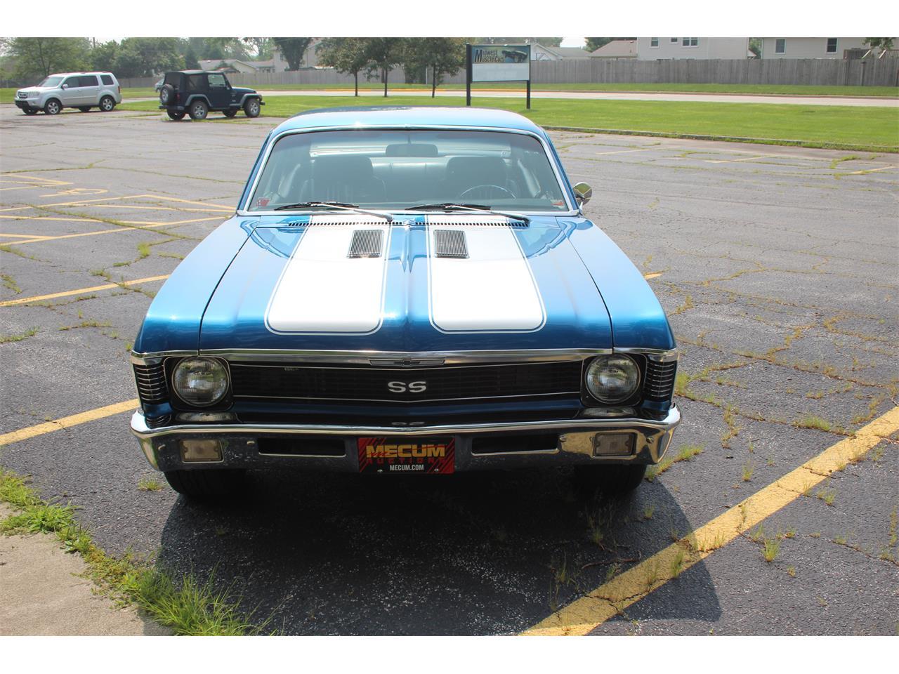 1970 Chevrolet Nova (CC-1235584) for sale in lake zurich, Illinois