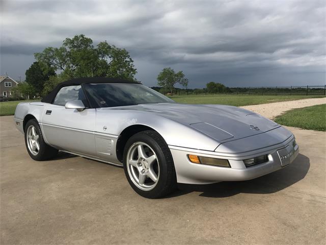 1996 Chevrolet Corvette (CC-1235603) for sale in Palmer, Texas