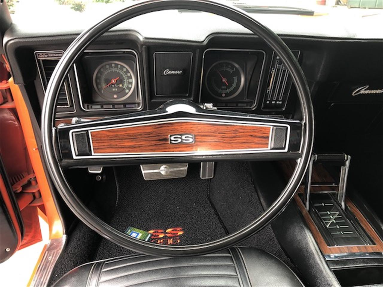 1969 Chevrolet Camaro SS (CC-1235632) for sale in York, Pennsylvania