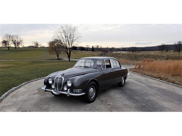 1966 Jaguar 3.8S (CC-1235638) for sale in Wyndmoor, Pennsylvania