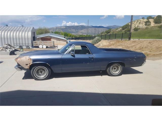 1968 Chevrolet El Camino (CC-1235657) for sale in Manti, Utah