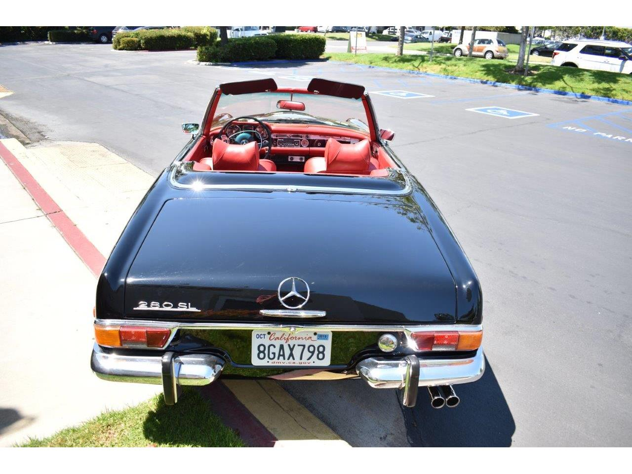 1970 Mercedes-Benz 280SL (CC-1235660) for sale in Costa Mesa, California