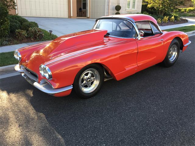 1958 Chevrolet Corvette (CC-1235675) for sale in Brea, California