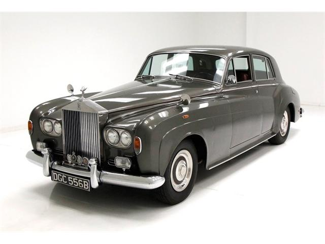 1965 Rolls-Royce Silver Cloud (CC-1235682) for sale in Morgantown, Pennsylvania