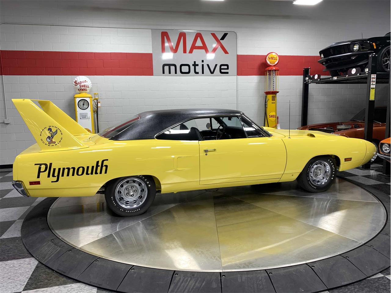 1970 Plymouth Superbird (CC-1235822) for sale in Pittsburgh, Pennsylvania
