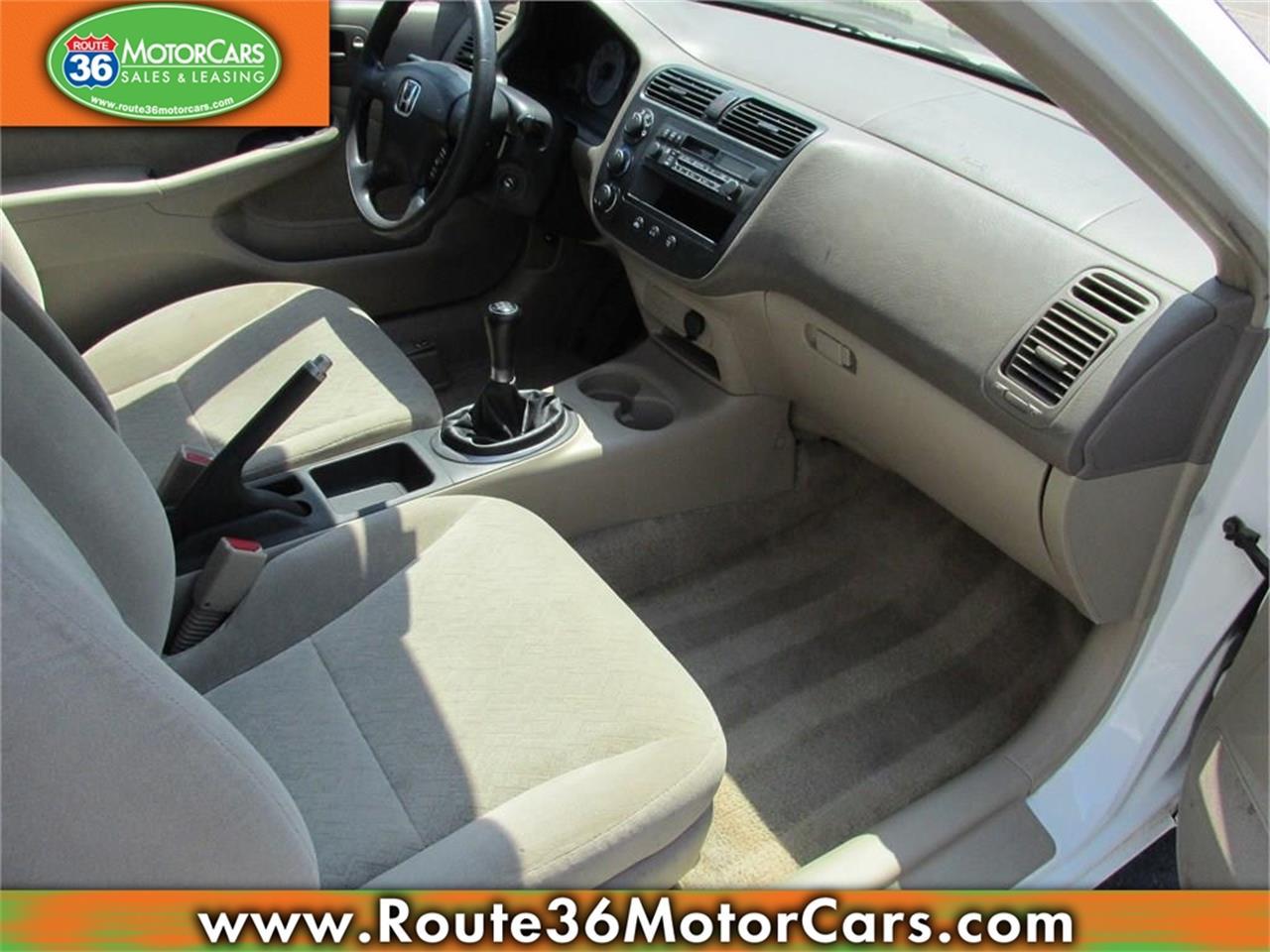 2001 Honda Civic (CC-1236056) for sale in Dublin, Ohio
