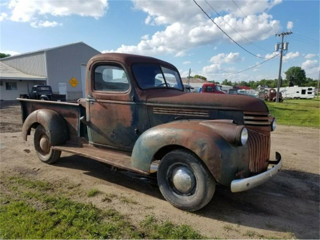 1945 Chevrolet Pickup (CC-1236167) for sale in Cadillac, Michigan