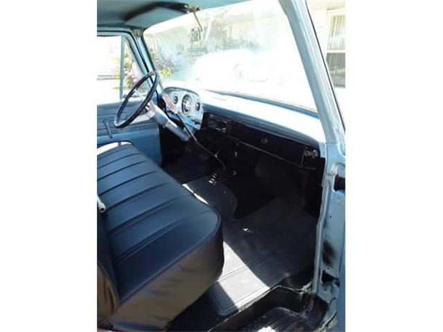 1962 Ford F250 (CC-1236215) for sale in Cadillac, Michigan